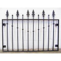 #12525 - Wrought Iron Window Guard image