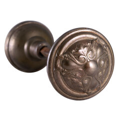 #13477 - Antique Reading Crofton Doorknobs image