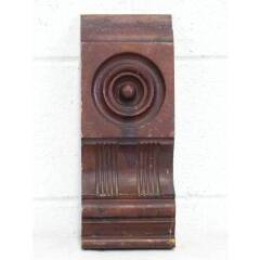 #14022 - Salvaged Rosette Trim Block image