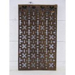 #14994 - Salvaged Cast Iron Grate image