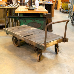 #16256 - Heavy Duty Industrial Factory Cart image