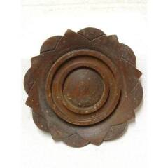 #18186 - Carved Wood Trim Rosette image