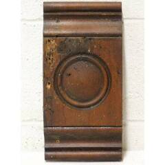 #18801 - Wood Rosette Trim Block image
