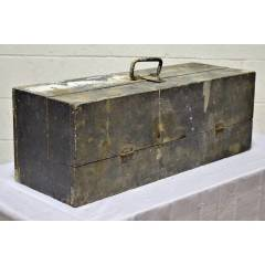 #20279 - Old Wood Tool Box image
