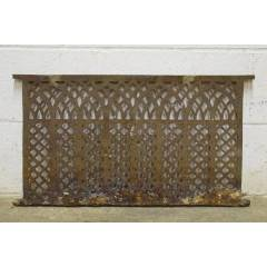 #20354 - Cast Iron Foundation Grate image