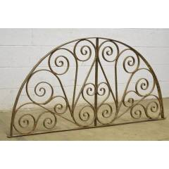 #20457 - Salvaged Wrought Iron Arch image