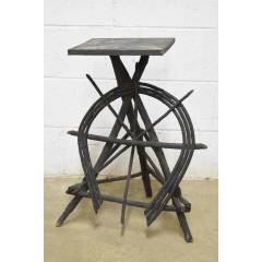 Antique Adirondack Bentwood Table