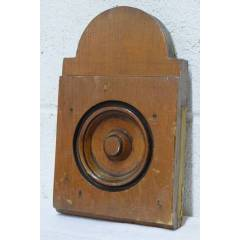#22613 - Salvaged Wood Trim Rosette image
