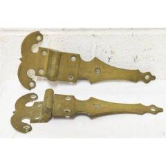 Brass Strap Hinges