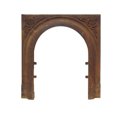 #25245 - Cast Iron Fireplace Surround image