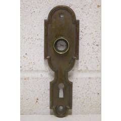 #25483 - Salvaged Doorknob Backplate image