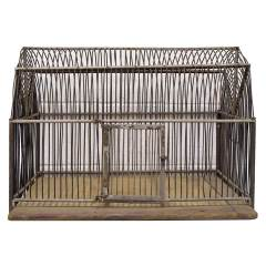 #26181 - Primitive Metal Animal Cage image
