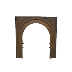 #26183 - Cast Iron Fireplace Surround image