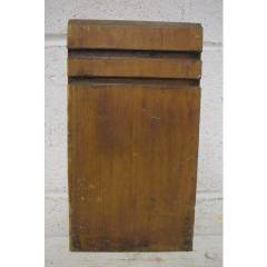 #26439 - Salvaged Wood Plinth Block image