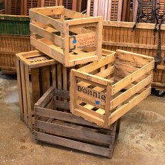#26877 - Vintage Wood Fruit Crate image