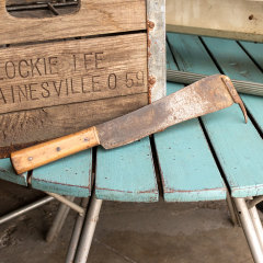 #27323 - Antique Sugar Beet Machete image