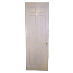 #27982 - 28x83 6 Panel Interior Door image