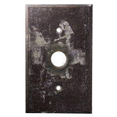 #28243 - Push Button Switch Plate image