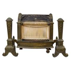 #28476 - Antique Gas Fireplace Insert image