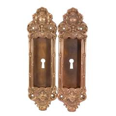 #28532 - Yale & Towne Pocket Door Pulls image