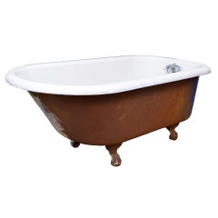 #29831 - Salvaged Clawfoot Bathtub image