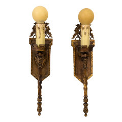 #30489 - Antique Spanish Revival Sconces image