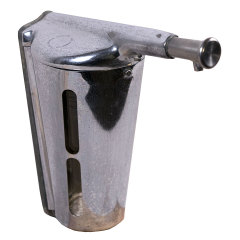 #30704 - Vintage Chrome Soap Dispenser image