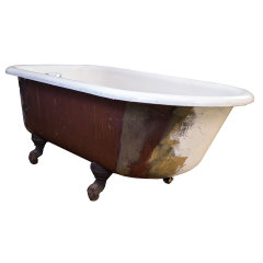#30856 - Salvaged Clawfoot Bathtub image
