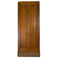 #30870 - Oak Cabinet Shelf Panel image