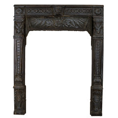 #31486 - Cast Iron Fireplace Surround image