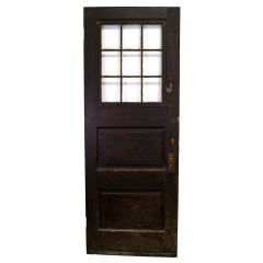 #31627 - Salvaged Wood Entry Door image