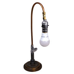 #31820 - Repurposed Pipe Lamp image