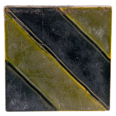 #32049 - Salvaged Ceramic Fireplace Tile image