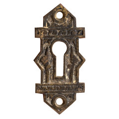 #32124 - Branford Lock Co. Keyhole Escutcheon image