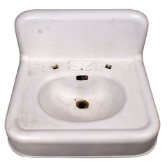#32264 - Cast Iron Wall Mount Sink image