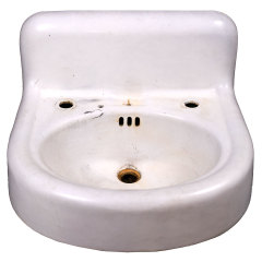 #32268 - Cast Iron Wall Mount Sink image