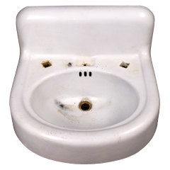 #32269 - Cast Iron Wall Mount Sink image