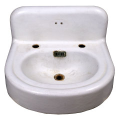 #32270 - Cast Iron Wall Mount Sink image