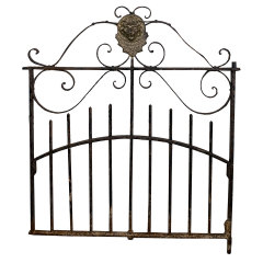 #32367 - Wrought Iron Garden Gate image