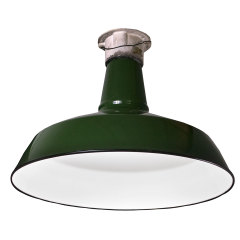 #32688 - Industrial Flush Mount Light image