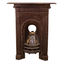 #32818 - Antique Gas Fireplace Insert image