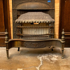 #33663 - Antique Gas Fireplace Insert image