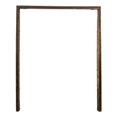 #34371 - Salvaged Brass Fireplace Surround image