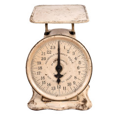#35089 - Antique Household Scale image
