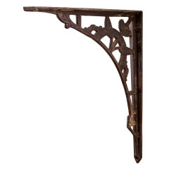 #35405 - Cast Iron Shelf Bracket image