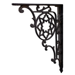 #35411 - Cast Iron Shelf Bracket image