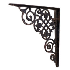 #35412 - Cast Iron Shelf Bracket image