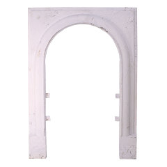 #35620 - Cast Iron Fireplace Surround image