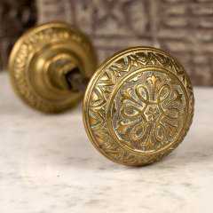#35622 - Antique Yale Towne Doorknobs image
