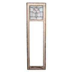 #35664 - Salvaged Leaded Glass Window image